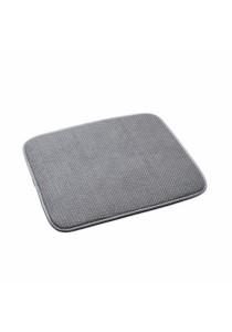 US Kitcheware Norpro Microfiber Dish Drying Mat (Grey)