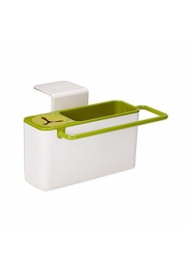 Sink Aid Self Draining Sink Caddy (White)