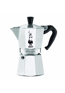 Imported Bialetti 6800 Moka Express 6-Cup Stovetop Espresso Maker