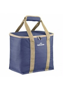 New Zealand Imported Kathmandu Square Cooler 12L  (Dark Blue)