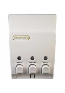 Canada Better Living Classic Three Chamber Dispenser (White)