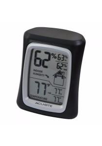 AcuRite 00325 Home Comfort Monitor Dehumidifier (Black)
