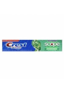 Crest Complete Whitening Plus Scope Toothpaste - Minty Fresh Net Wt. 6.2 oz(175 g)