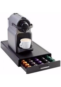 AmazonBasics Nespresso Pod Storage Drawer (50 Capsule Capacity)