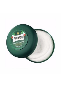 Proraso Shaving Soap in a Bowl Refreshing and Toning 5.2 Oz