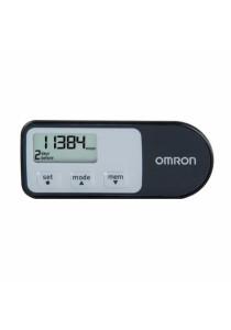 Omron HJ321 Tri-Axis Pedometer Black