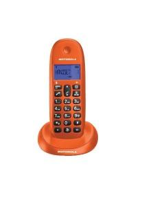 Motorola Cordless Phone C1001D - Orange