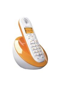 Motorola Cordless Phone C601 - Orange
