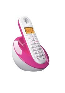 Motorola Cordless Phone C601 - Pink