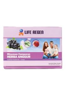 Life Regen Quantum Nutridrink + Grape