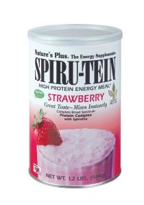 Nature's Plus SPIRU-TEIN Strawberry