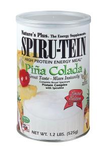 Nature's Plus SPIRU-TEIN Pina Colada