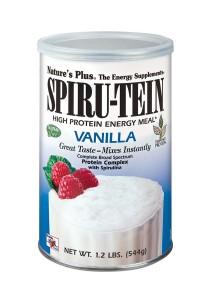 Nature's Plus SPIRU-TEIN Vanilla
