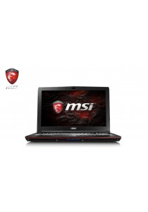 MSI GP62 7RD-446MY 15.6˝ GAMING LAPTOP ( i7-7700HQ/GTX 1050 4GB/8GB/128GB+1TB )