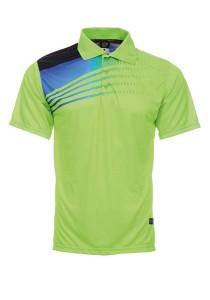 Dye Sublimation Polo T Shirt MSP 23 (Neon Green)