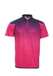 Dye Sublimation Polo T Shirt MSP 31 (Magenta)
