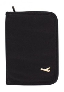 Momorain Passport Holder (Black)