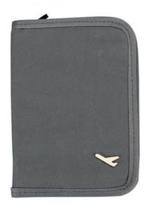 Momorain Passport Holder (Grey)