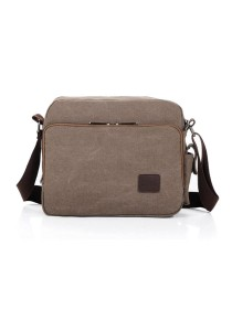 Quality Multi Compartment Canvas Bag/Messenger Bag/Shoulder Bag