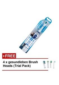 Braun DB4510 Oral B Electronic Tooth Brush + 5 Free Brush Head