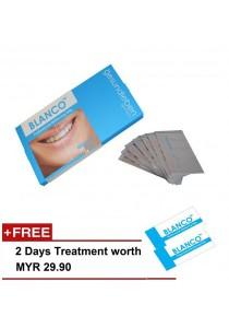 Blanco Professional Teeth Whitening Strip (Repeat Treatment) 7 days