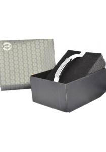 Exclusive Anion Energy Magnetic Bracelet - Retail Gift Set (White)
