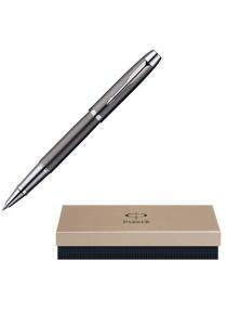 Parker IM Collection Roller Ballpoint Pen (Gunmetal)