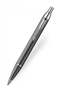 Parker Writing Instrument since 1888 IM Collection All-Metallic Ballpoint Pen (Gunmetal)
