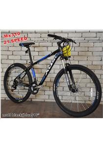 """26"""" XDS MX310 Matt Black (Green) (21 Speed) Size M (17"""")"""