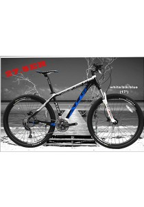 "27.5"" XDS MX922 White/Black/Blue (30 Speed) Deore Size M (17"")"