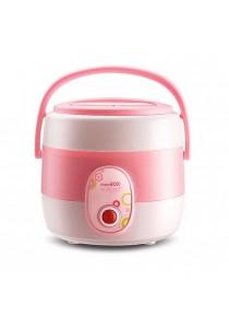 MY BOX 1.45L Mini Portable Rice Cooker (Pink)