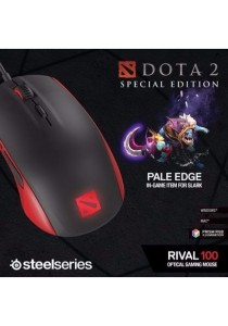SteelSeries RIVAL 100 DOTA 2 Edition (Free In-Game Item)