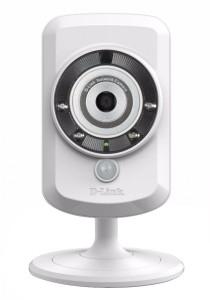 D-Link DCS-942L Record & Playback Wi-Fi Camera