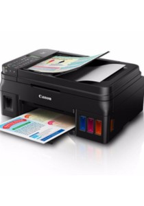 CANON Pixma G4000 Wireless All-In-One for High Volume Printing with Fax