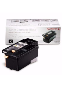 FUJI XEROX (CT201591) {ORIGINAL} CM205/CP105 High Capacity Color Toner - Black