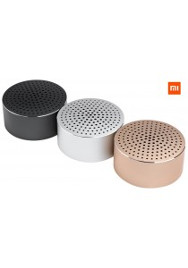 Xiaomi Mi Rechargeable Portable Ultra Mini Bluetooth 4.0 Speaker