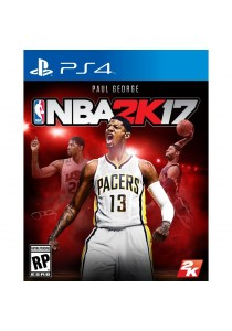 [Pre-Order] NBA 2K17 [PS4] (Expected Arrival Date: 16 September 2016)