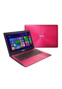 """Asus A555LF-XX135T A-Series 15.6"""" Laptop (i5-5200U, 4GB, 1TB, NV GT930, W10H) - Red"""
