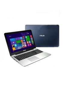 """Asus A555LJ-XX033H A-Series 15.6"""" Laptop (i5-5200U, 4GB, 1TB, NV GT920, W8.1) - Blue"""