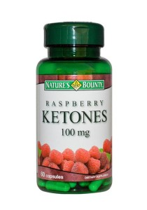 Nature's Bounty Raspberry Ketones 60 Capsules