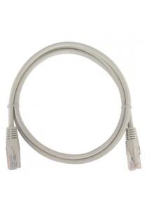 PANDUIT PAN-NET CAT 6 Patch Cable Cord UTP RJ45 to RJ45 Ethernet Network LAN Cable 3M (Grey)