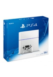 Sony Computer Entertainment PlayStation 4 Console CUH-1206A/W (White) (Sony Malaysia Offical Product)