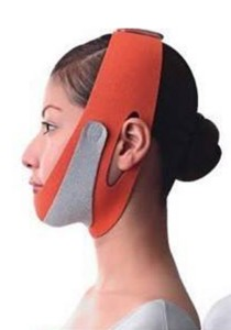Face Slimming Strap Mask