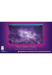 Nintendo New 3DS XL Console - Galaxy Style