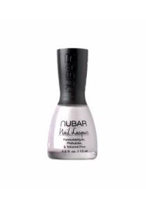 Nubar Nail Polish - Cloud White (15ml)