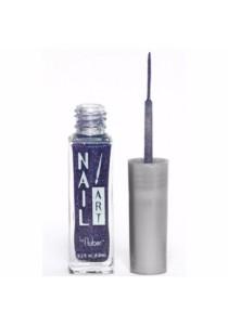 Nubar Nail Striper Art Pen - Purple Glitter (8.8ml)