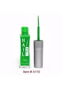 Nubar Nail Striper Art Pen - Neon Green (8.8ml)