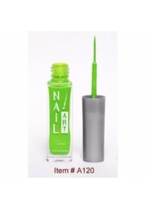 Nubar Nail Striper Art Pen - Neon Lime (8.8ml)