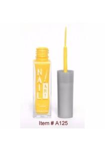 Nubar Nail Striper Art Pen - Sunny Yellow (8.8ml)