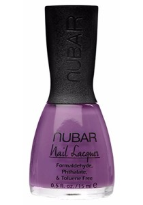Nubar Nail Polish - Pyramid Purple (15ml)